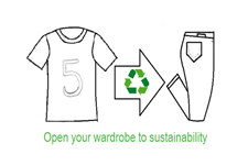 Open your wardrobe to sustainability