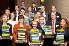 Scottish business sustainability champions revealed at 2014 VIBES Awards